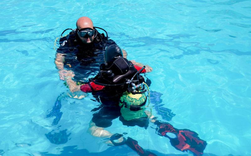 Diving centre