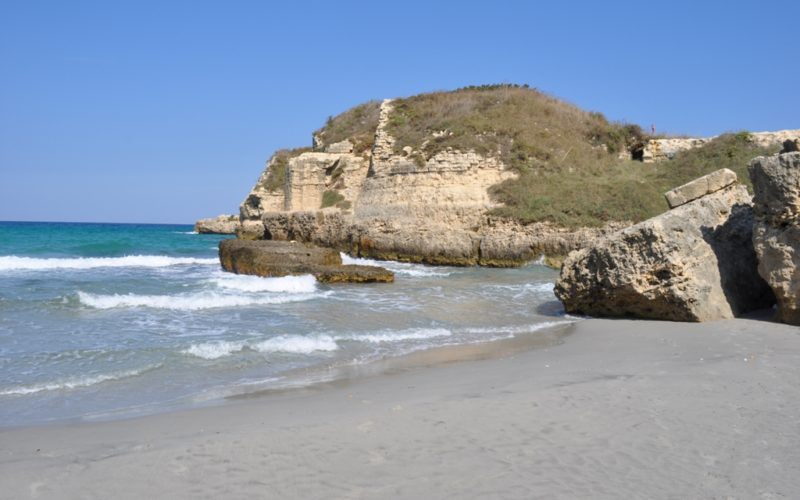 Beaches_north of Otranto