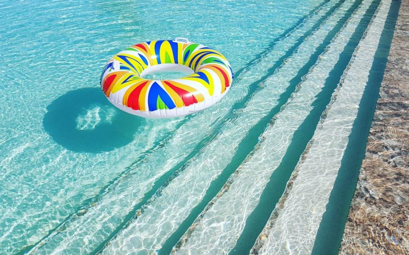 I Mestri_swimming pool