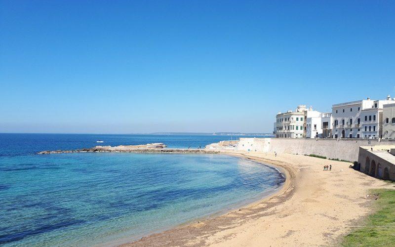 La Puritate Beach Gallipoli