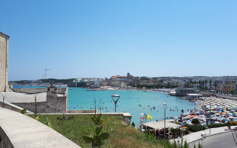 Otranto_city beach