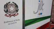 partnership with Italian Embassy of Italy