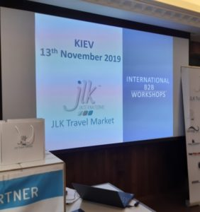 JLK Travel Market KIEV