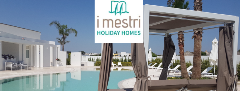 I MESTRI HOLIDAY HOMES – Salento ITALY